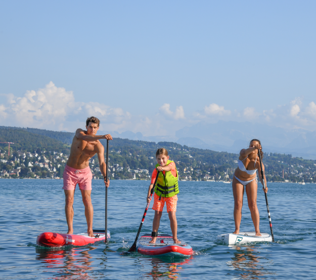 Stand up paddle Guschein